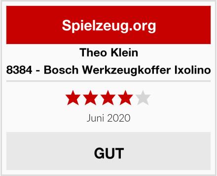 Theo Klein 8384 - Bosch Werkzeugkoffer Ixolino Test