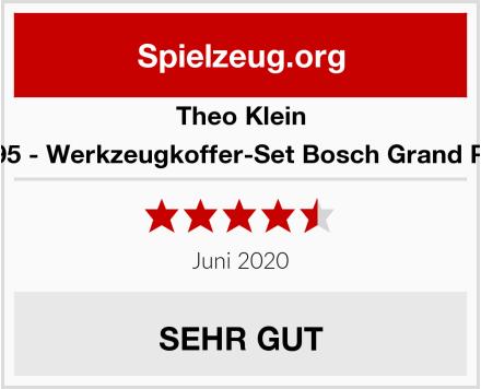 Theo Klein 8395 - Werkzeugkoffer-Set Bosch Grand Prix Test