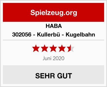 HABA 302056 - Kullerbü - Kugelbahn Test
