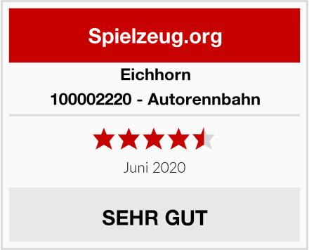 Eichhorn 100002220 - Autorennbahn Test