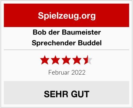 Bob der Baumeister Sprechender Buddel Test