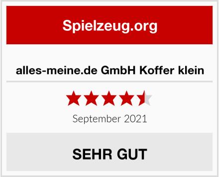 No Name alles-meine.de GmbH Koffer klein Test