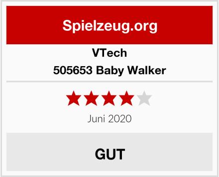 VTech 505653 Baby Walker Test