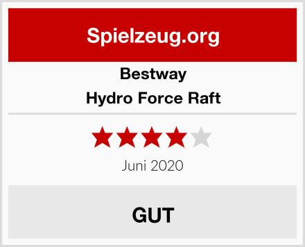 Bestway Hydro Force Raft Test