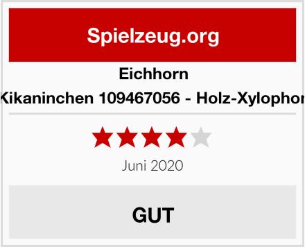 Eichhorn Kikaninchen 109467056 - Holz-Xylophon Test