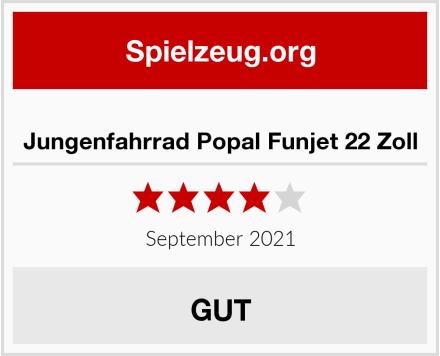 No Name Jungenfahrrad Popal Funjet 22 Zoll Test