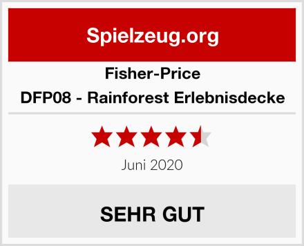 Fisher-Price DFP08 - Rainforest Erlebnisdecke Test