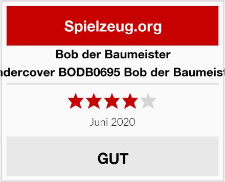 Bob der Baumeister Undercover BODB0695 Bob der Baumeister Test