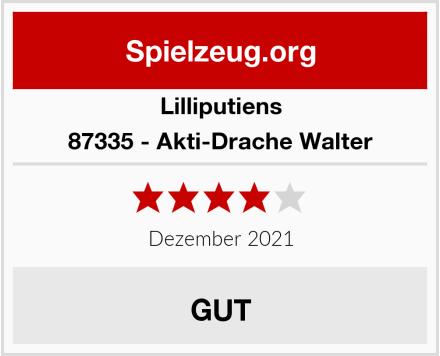 Lilliputiens 87335 - Akti-Drache Walter Test