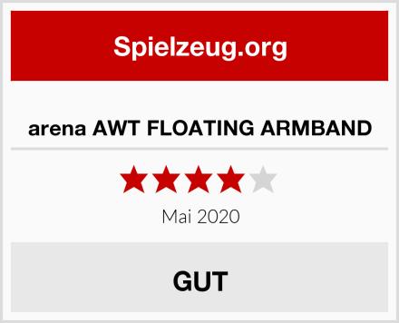 arena AWT FLOATING ARMBAND Test