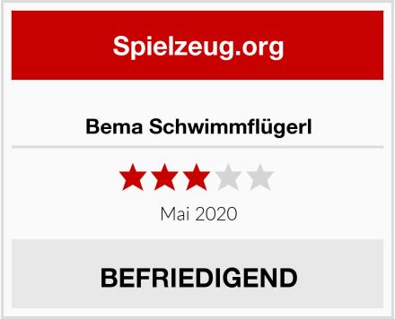 Bema Schwimmflügerl Test