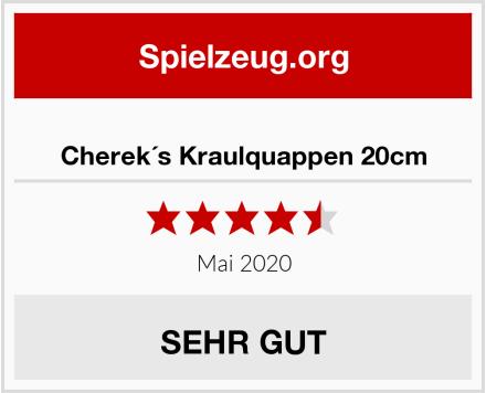 No Name Cherek´s Kraulquappen 20cm Test