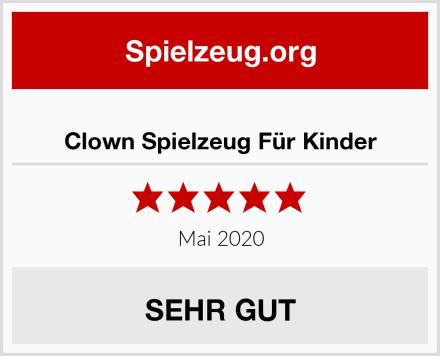 Clown Spielzeug Für Kinder Test
