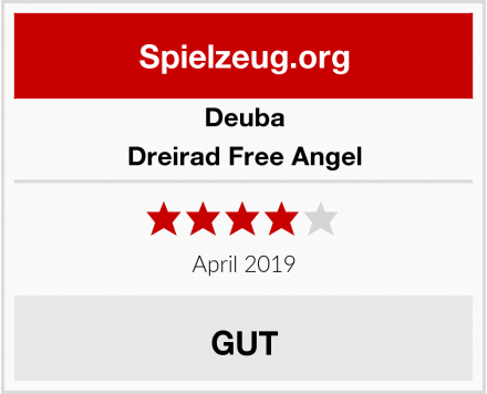 Deuba Dreirad Free Angel Test