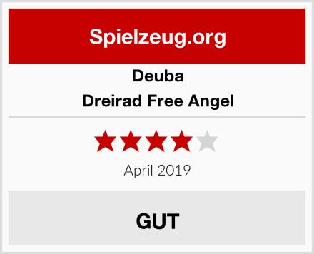 Deuba Dreirad Free Angel Test