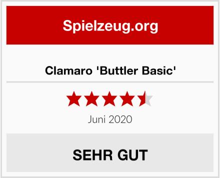 Clamaro 'Buttler Basic' Test