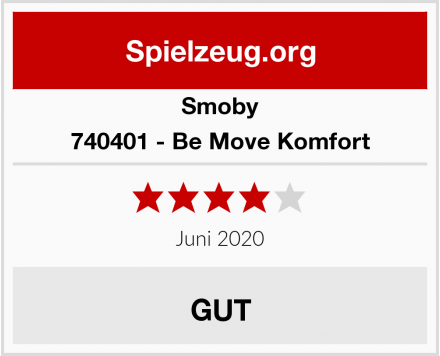 Smoby 740401 - Be Move Komfort Test