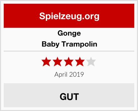 Gonge Baby Trampolin Test
