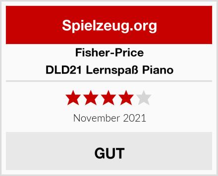 Fisher-Price DLD21 Lernspaß Piano Test