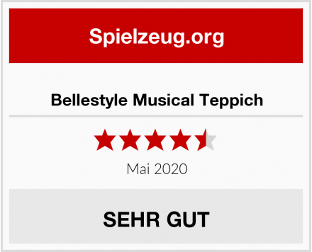 Bellestyle Musical Teppich Test
