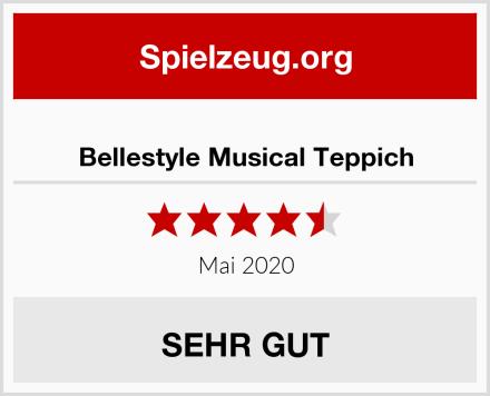 Bellestyle Musical Teppich Test