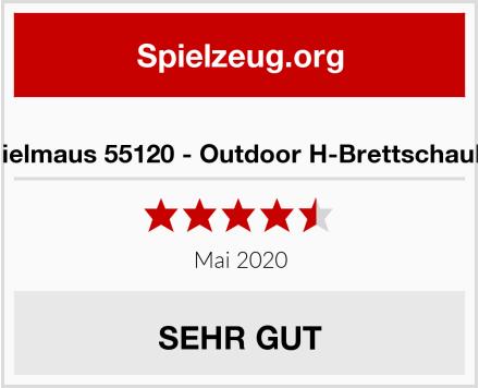 Spielmaus 55120 - Outdoor H-Brettschaukel Test