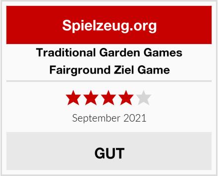 Traditional Garden Games Fairground Ziel Game Test