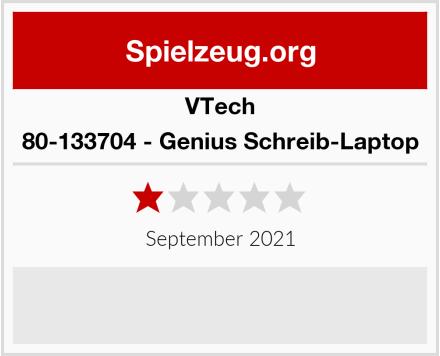 VTech 80-133704 - Genius Schreib-Laptop Test