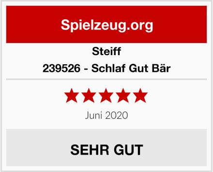 Steiff 239526 - Schlaf Gut Bär Test