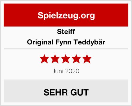 Steiff Original Fynn Teddybär Test