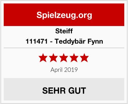 Steiff 111471 - Teddybär Fynn Test