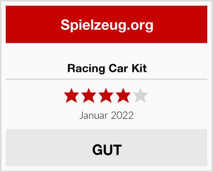 Racing Car Kit Test