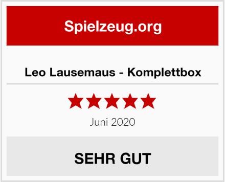 Leo Lausemaus - Komplettbox Test