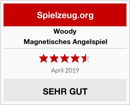 Woody Magnetisches Angelspiel Test