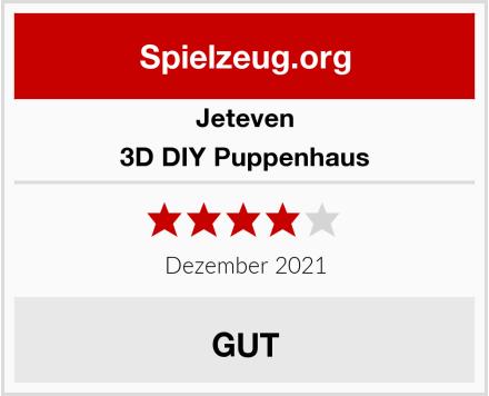 Jeteven 3D DIY Puppenhaus Test