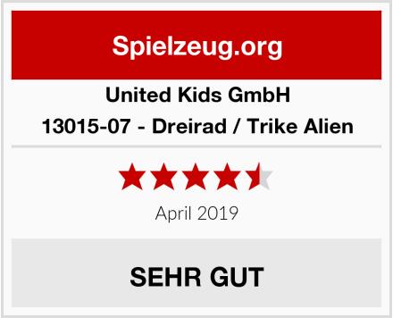 United Kids GmbH 13015-07 - Dreirad / Trike Alien Test