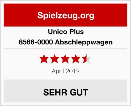 Unico Plus 8566-0000 Abschleppwagen Test