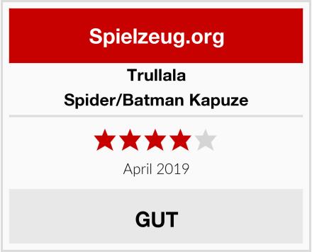 Trullala Spider/Batman Kapuze Test
