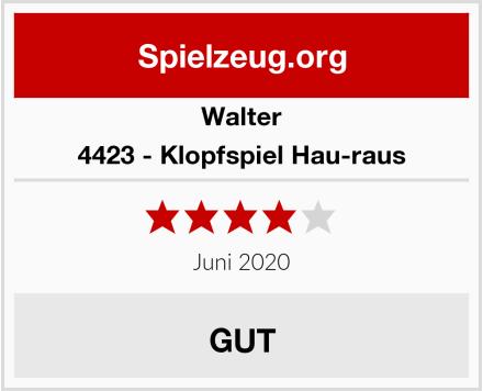 Walter 4423 - Klopfspiel Hau-raus Test