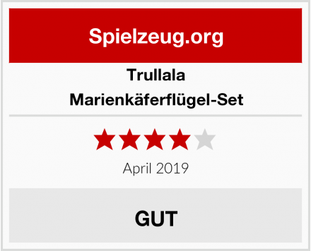 Trullala Marienkäferflügel-Set Test