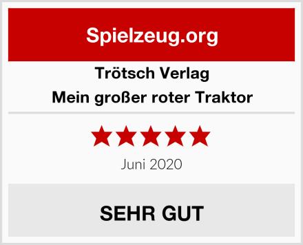Trötsch Verlag Mein großer roter Traktor Test