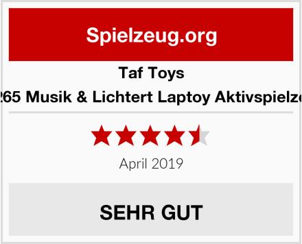 Taf Toys 12265 Musik & Lichtert Laptoy Aktivspielzeug Test