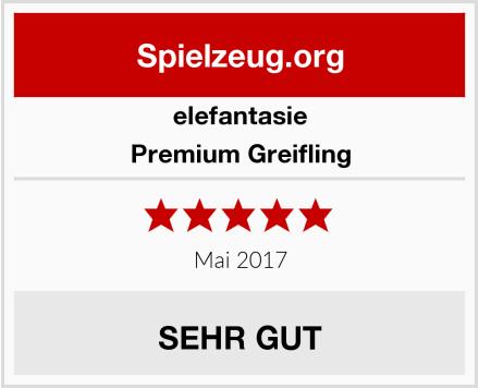 elefantasie Premium Greifling Test