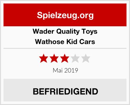 Wader Quality Toys Wathose Kid Cars Test