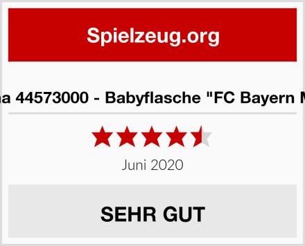 """primamma 44573000 - Babyflasche """"FC Bayern München"""" Test"""