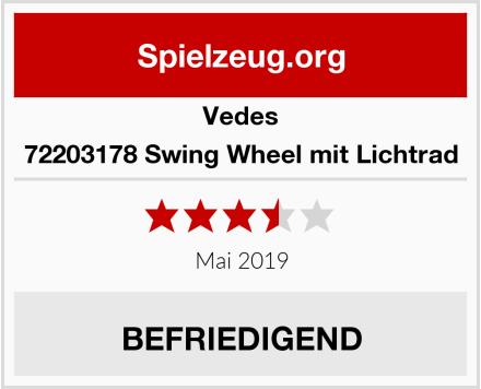 Vedes Großhandel GmbH 72203178 Swing Wheel mit Lichtrad Test