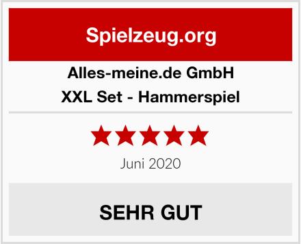 alles-meine.de GmbH XXL Set - Hammerspiel Test