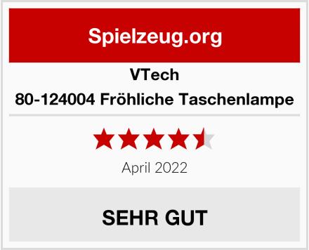 VTech 80-124004 Fröhliche Taschenlampe Test