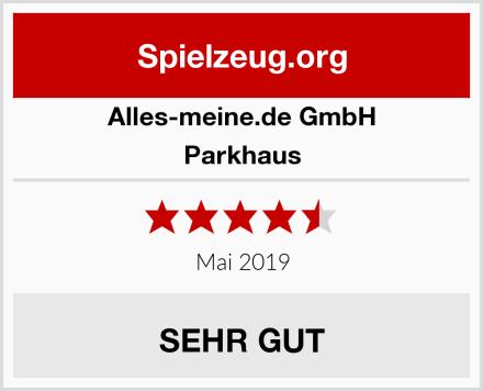 alles-meine.de GmbH Parkhaus Test