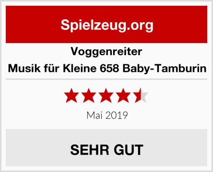 Voggenreiter Musik für Kleine 658 Baby-Tamburin Test